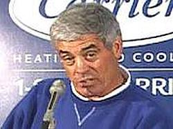 """""""Playoffs, don't talk about playoffs, you kidding me, I just hope we can win a game."""""""